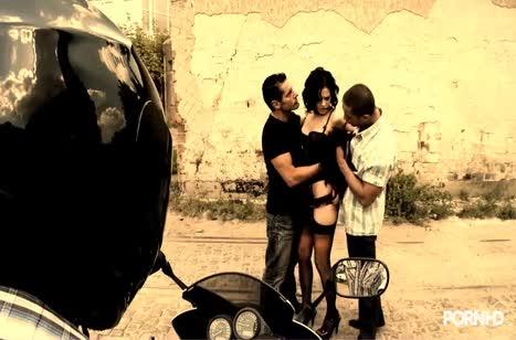 Скриншот Нереальное анальное порно с безбашенными бабенками №2871 #1