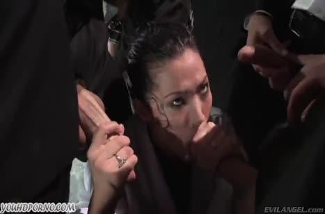 Скриншот Сексуальных азиаток страстно прут во все щели №4218 #4