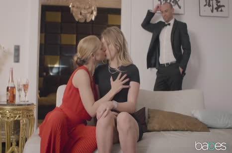 Скриншот Шикарный перепихон с неугомонными блондинками №3511 #3