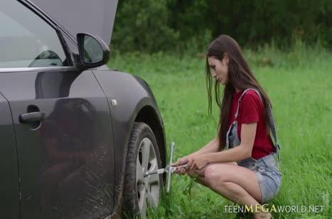Скриншот Скачать красивое порно видео на природе №208 #1
