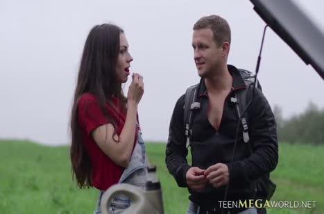 Скриншот Скачать красивое порно видео на природе №208 #2