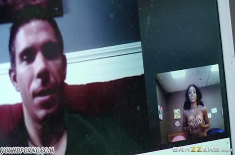 Скриншот Смачное порно видео с неграми на телефон №3081 #1