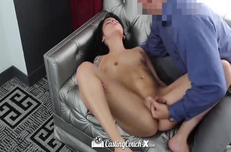 Скриншот Развратное порно видео с кастингов бесплатно №4568 #5