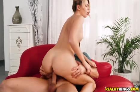 Скриншот Развратное порно видео с кастингов бесплатно №753 #5