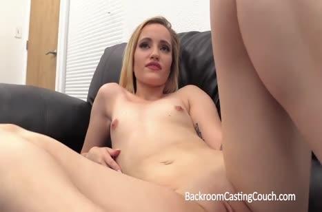 Скриншот Развратное порно видео с кастингов бесплатно №758 #3