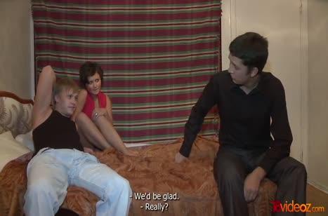 Русские парочки хорошо умеют снимать порнуху №2734