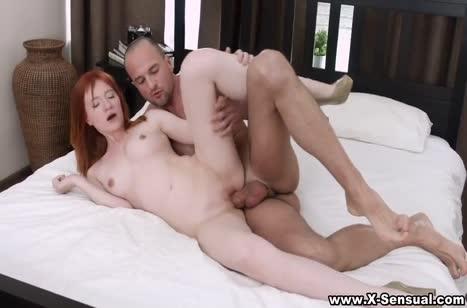 Скриншот Порно видео с рыжими милашками №1192 на телефон #4