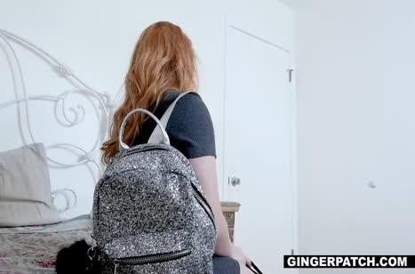 Скриншот Порно видео с рыжими милашками №1433 на телефон #1