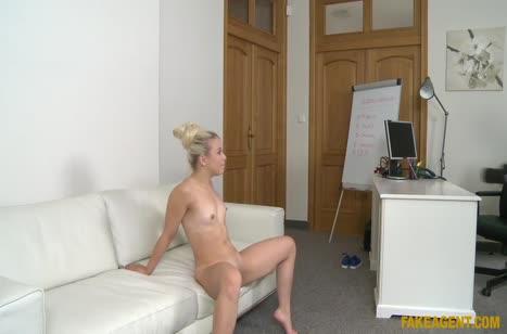Скриншот Шикарная девушка не против отведать кончи любовника №4106 #3